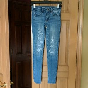 👖American eagle ripped jeans👖